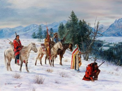 5 Ways The Native Americans 'Read Nature' To Survive (No. 2 Might Be The Most Important One)